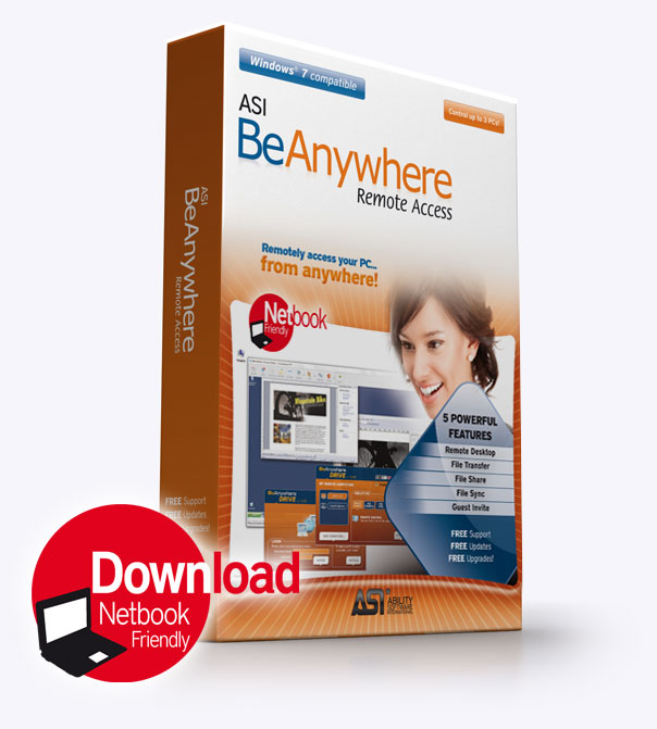 ASI BeAnywhere Download