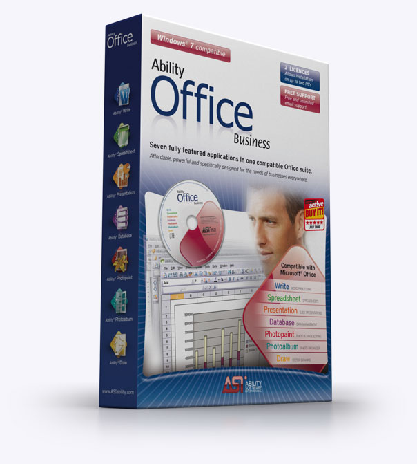 Ability Office Home CD